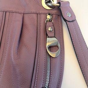 b. makowsky Bags - B Makowsky Convertible Purse - Leather